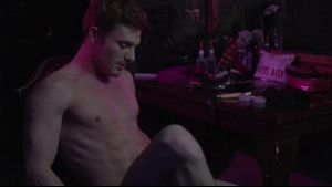 A Private Vegas Dance for Brent Corrigan.