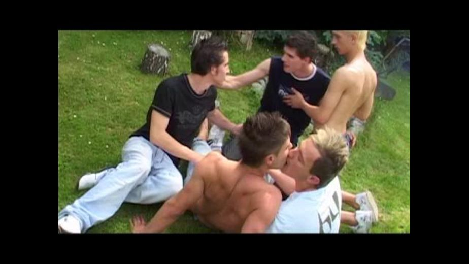 Cute Farm Boys Orgy by the Fire Pit, produced by Man's Art Studio and XY Studios. Video Categories: Blowjob, Euro, College Guys and Orgies.
