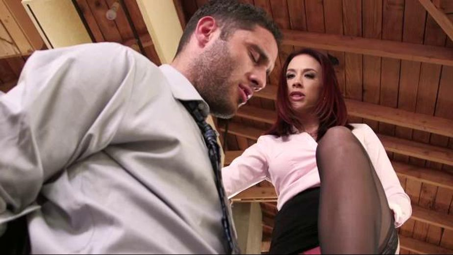 Chanel Preston Has Power and Uses It, starring Chanel Preston, produced by New Sensations. Video Categories: Redheads, BDSM and Blowjob.