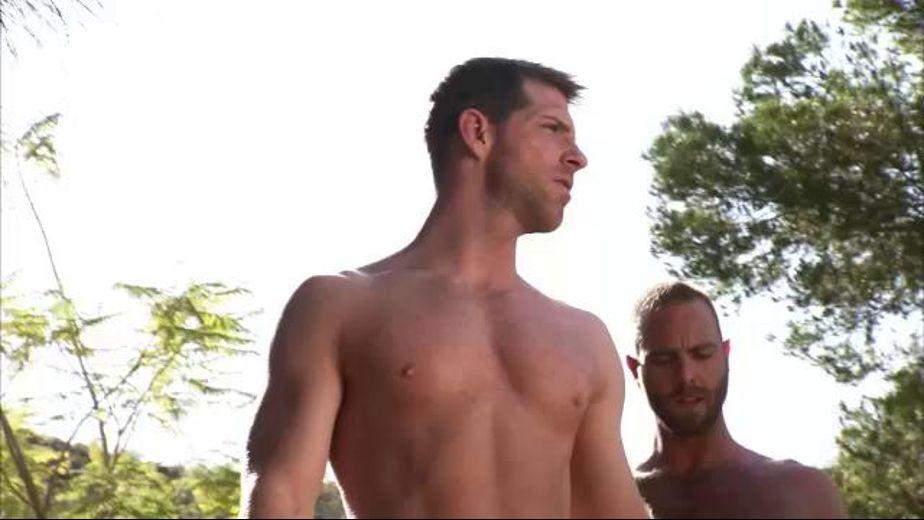 Dean Flynn in the Desert With Jock Hudson, starring Dean Flynn and Jock Hudson, produced by Titan Media. Video Categories: Muscles and Safe Sex.