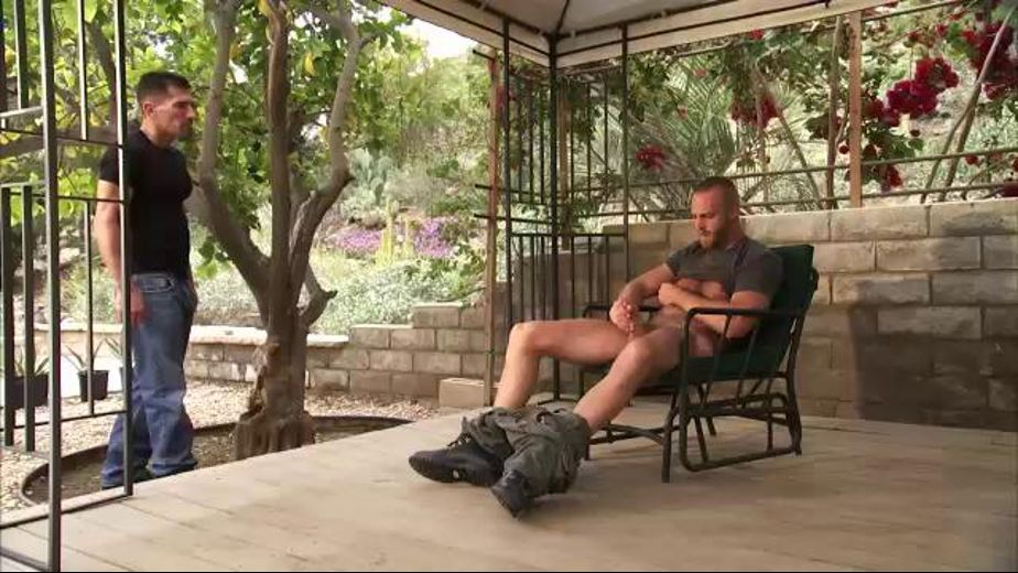 Jock Hudson Meets David Anthony at the Gazebo, starring David Anthony and Jock Hudson, produced by Titan Media. Video Categories: Muscles, Masturbation and Blowjob.