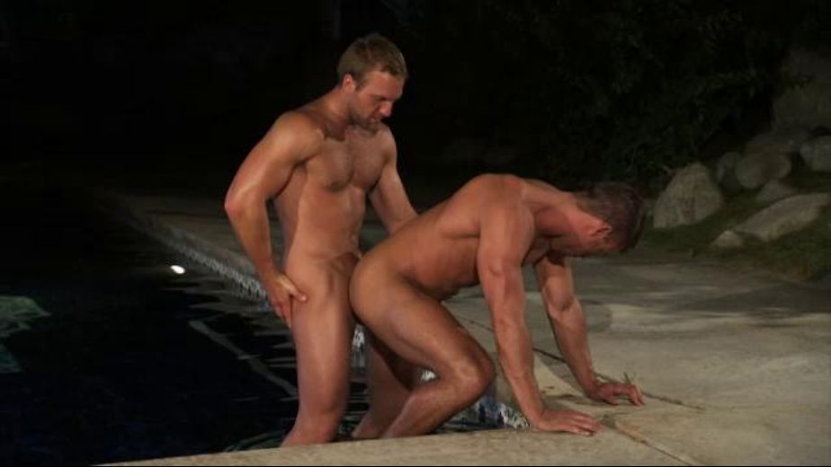 Pool Time With Logan and Tom, starring Tom Wolfe and Logan Scott, produced by Titan Media. Video Categories: Safe Sex and Muscles.