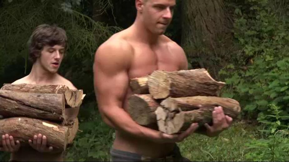 Woods Czechs Will Check Wood, starring Arny Donan and Paul Belonek, produced by William Higgins. Video Categories: Muscles, Blowjob and Euro.