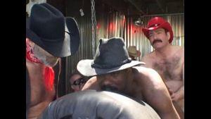 Happy Gang Bangin' Fist Ranch.