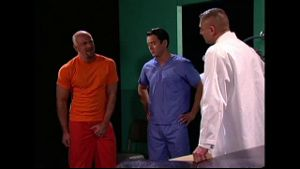 Prison Doctor Treats a Painful Groin.