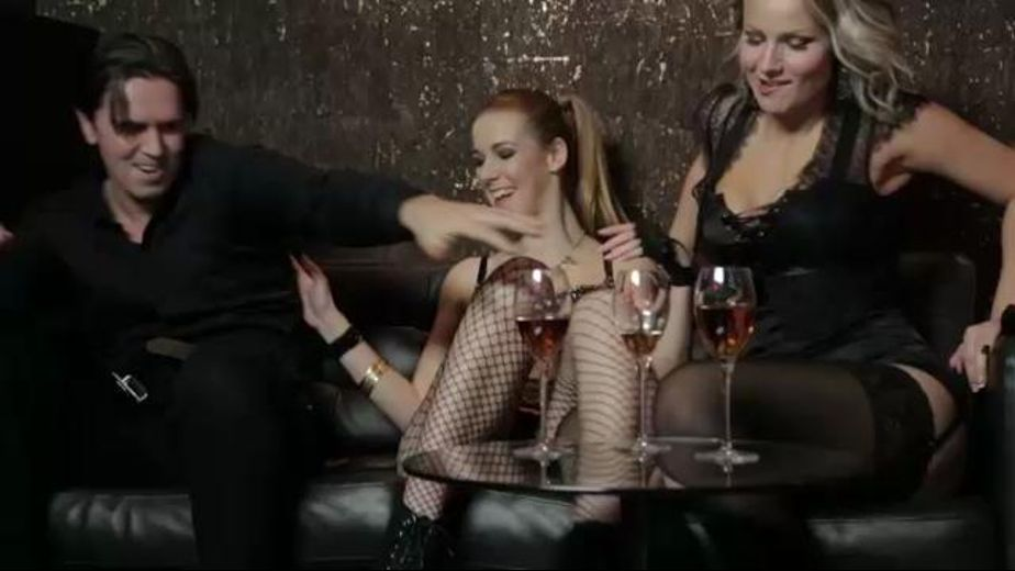 Innocent Bar Girl Spies Dirty Back Room Sex, starring Thomas Hyka, Samantha Jolie and Alexis Crystal, produced by Private Media. Video Categories: Big Dick, Threeway, Blowjob and Blondes.
