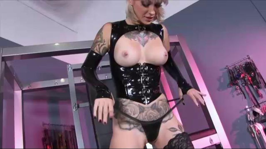 The Queen Mounts Her Throne, starring Kleio Valentien, produced by Femdom Empire. Video Categories: Fetish.