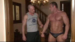 Amateur gay interracial str8 hunk slice is 6