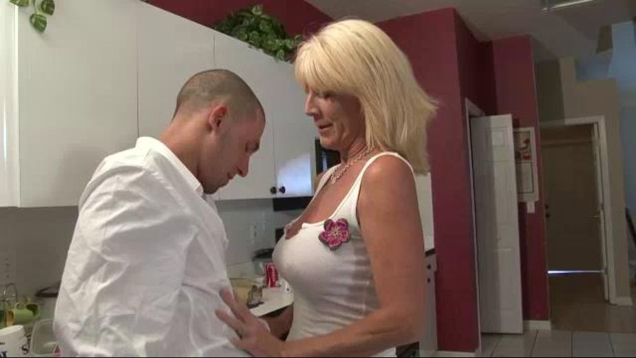 She Empties Loads in The Kitchen, produced by Image Video. Video Categories: Blowjob and Amateur.