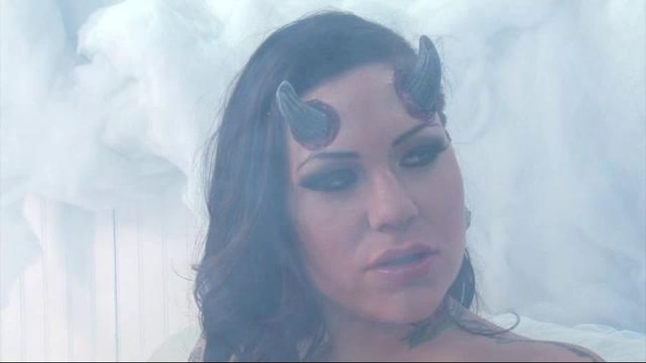 Danica Dillon Gets Fucked By The Devil, starring Missy Martinez, Danica Dillan, Raven Rockette and Layla Price, produced by Devils Film and Devil's Film. Video Categories: Lesbian.