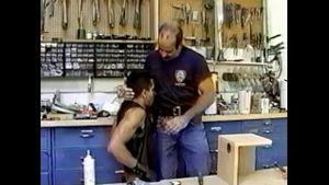 NYPD Cop Shop Class Sex.