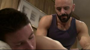 Undercover Massage Psychotherapist.