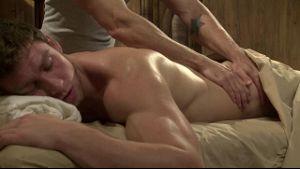 Masseur Jesse Unlocks Homophobic Connor Maguire.
