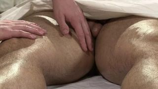 The Massage Parlor: Soap Opera Heartthrob Craves Hot Twink - Scene 1