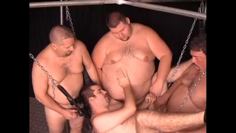 The Big Dogs Have Moved In, starring J. McLovin, MSU Big Guy, MissionMan 69 and NWILCUB, produced by ChubSite. Video Categories: Blowjob, Amateur, Orgies, Anal and Bear.