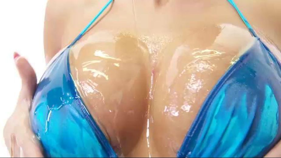 Slick Slimy Greasy Big Tits, produced by Jules Jordan Video. Video Categories: Big Tits, Gonzo and Fetish.