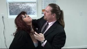 Secretary and an Inappropriate Boss From Hell.