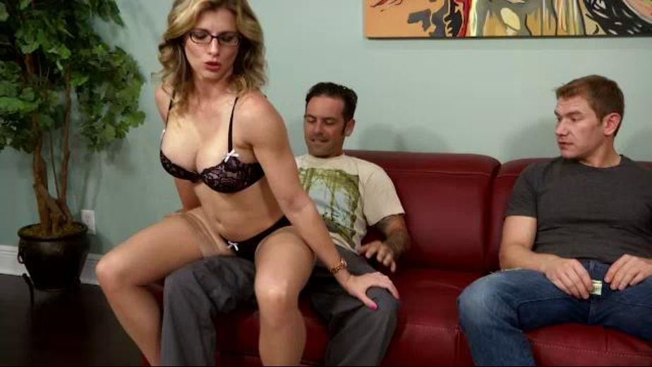 Mom Bangs All Three Sons, starring Cory Chase, Alex Adams, Luke Longley and Kyle Chaos, produced by Taboo Heat. Video Categories: Anal, GangBang and MILF.