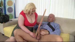 It Takes a Big Man to Fill a Big Girl.