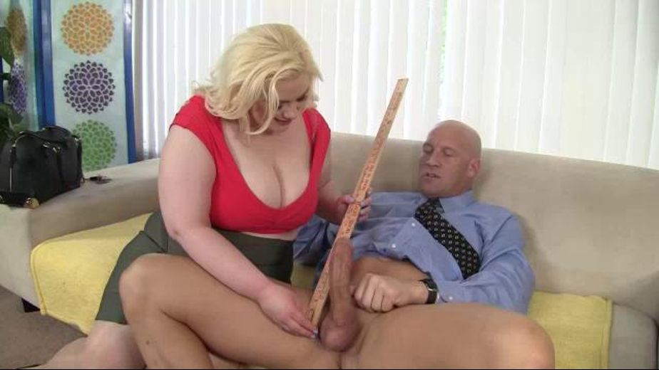 It Takes a Big Man to Fill a Big Girl, starring Christian XXX and Klaudia Kelly, produced by Plumper Nation. Video Categories: BBW, Blowjob, Blondes and Big Dick.