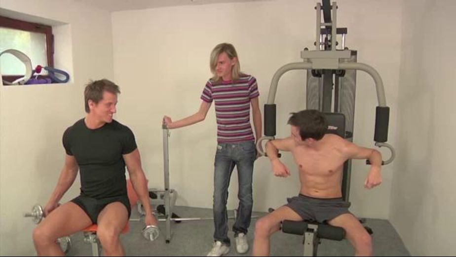 A Twink, a Muscle Guy, and a Blond Femme Boy, starring Luke Taylor, Paul Bruckmann and Alex Moretti, produced by Bareback Boy Bangers. Video Categories: Euro, College Guys, Blowjob, Muscles and Threeway.