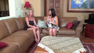 Mother-Daughter Lesbian Lessons 5 - Scene 2