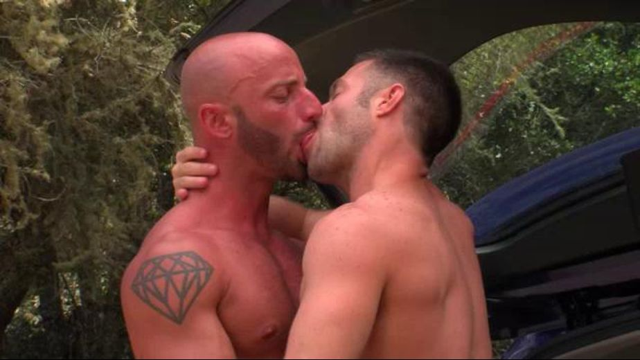 Aymeric Deville Sucks Tristan Jaxx, starring Tristan Jaxx and Aymeric Deville, produced by Titan Media. Video Categories: Muscles and Blowjob.