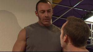 Devin Adams Encounters Working Bear Brad Kalvo.