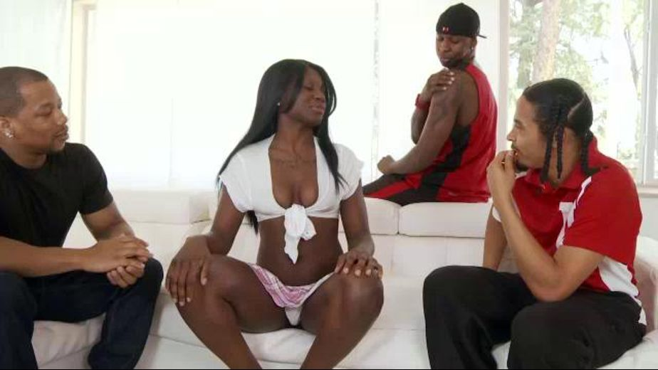 Black Sex Education Schoolgirl Gangbang, starring D-Snoop, Jon Jon, Dirk Huge, Kay Love and Darwin Slimpoke, produced by Black Market Entertainment. Video Categories: Black, Anal, Natural Breasts, Big Dick and GangBang.
