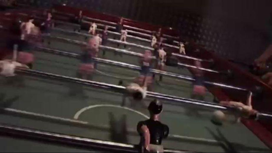 Foosball Fuckers on the Spur of the Moment, starring Tony Duque, produced by Men 1st. Video Categories: Euro, Muscles, Anal and Blowjob.