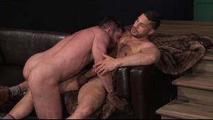 Billy Santoro Gobbles Up Tyce Jax.