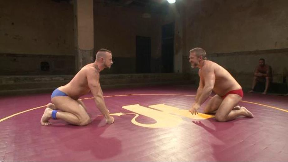 Dirk Caber VS Jessie Colter, starring Dirk Caber and Jessie Colter, produced by KinkMen. Video Categories: Jocks, Fetish and Muscles.