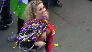 Mardi Gras Madness Ensues.