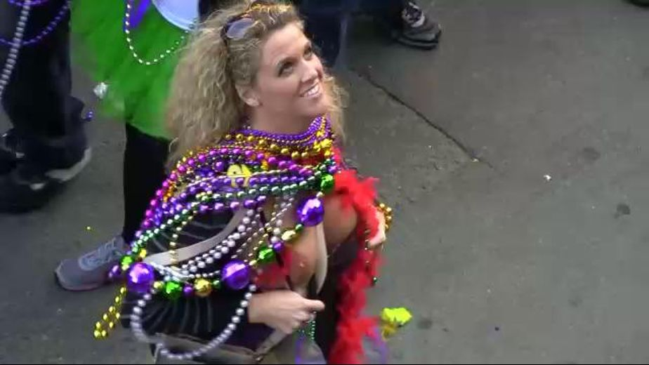 Mardi Gras Madness Ensues, produced by Dream Girls. Video Categories: Natural Breasts, Amateur and Gonzo.