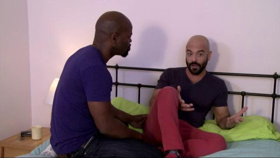 Real Couple Adam Russo and Cutler X Quarrel, starring Cutler X and Adam Russo, produced by Iconmale and Mile High Media. Video Categories: Interracial.
