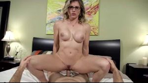 Cory Chase Is Here For The Creampie.