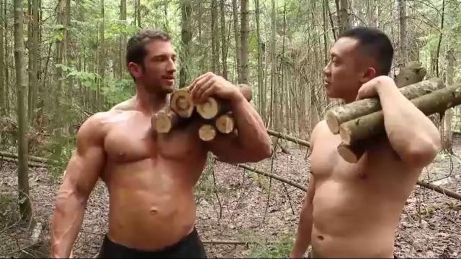 Out of the Tent and Onto the Table, starring Archer Quan and Christian Power, produced by Men Of Montreal. Video Categories: Muscles and Blowjob.