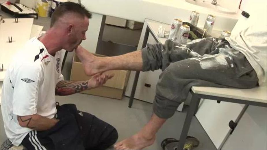 Plumber is a Foot Sniffing Toe Sucking Pervert, produced by ScottXXX. Video Categories: Euro.