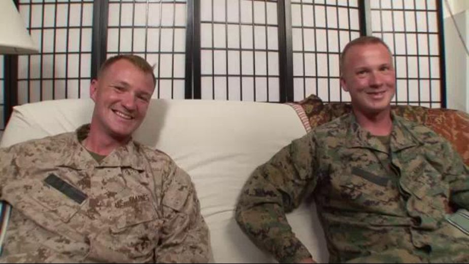 Older and Younger Military Brothers Whacking, starring Preston and Juston, produced by San Diego Boy Productions. Video Categories: Amateur, Military and Masturbation.