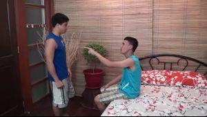 Jealous Asian Lovers' Quarrel.