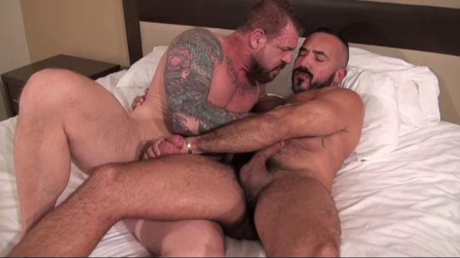 Alessio Romero Can Handle Rocco Steele, starring Alessio Romero and Rocco Steele, produced by Dirty Dawg Productions. Video Categories: Blowjob, Bear and Big Dick.