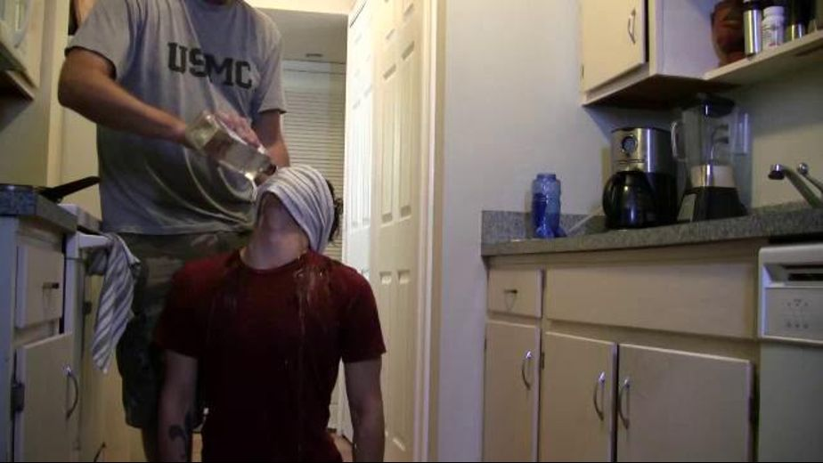 Waterboarding Keeps Punks On the Right Path, produced by Boys Halfway House. Video Categories: BDSM, Blowjob and Fetish.