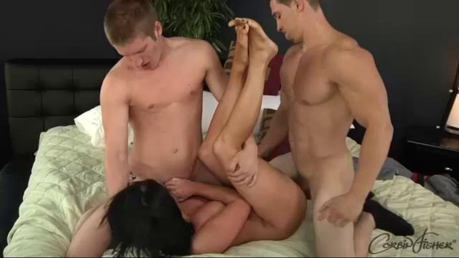 Cain Likes a Bi Threeway, produced by Corbin Fisher. Video Categories: Threeway, Anal, Blowjob, Brunettes, Bisexual and Bareback.