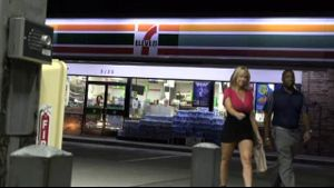Shopping For Cock At The Seven Eleven.