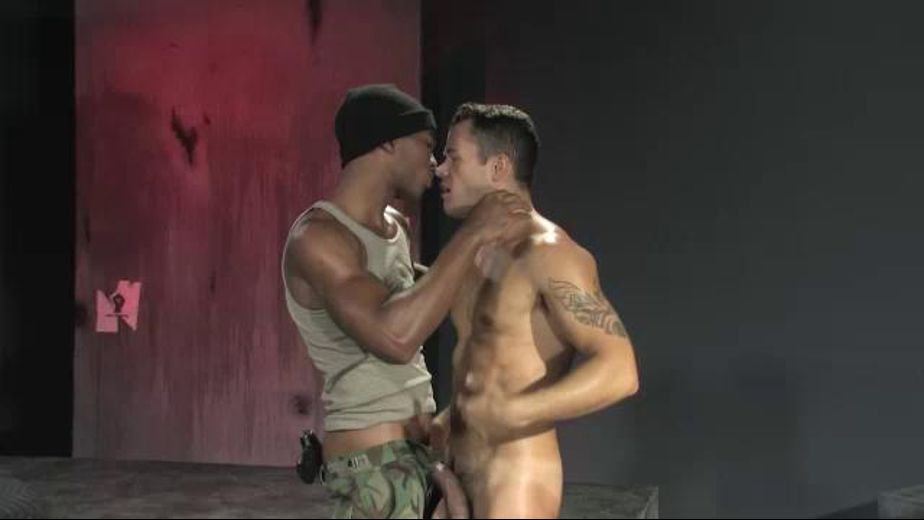 One Horny Soldier Breeds Another, starring Sean Laurence and Valentin Petrov, produced by Falcon Studios Group and Falcon Studios. Video Categories: Muscles, Safe Sex, Anal and Interracial.