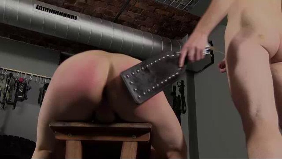 Black Leather Whip and Paddle With Chrome Knobs, starring Christian Martin and Aiden Jason, produced by BoyNapped. Video Categories: Euro, Fetish, Leather, BDSM and College Guys.