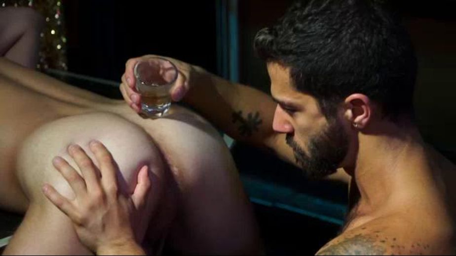 Adam Ramzi Interviews a Dancer for His Club, starring Adam Ramzi and Leon Fox, produced by NakedSword Originals. Video Categories: Muscles and Anal.