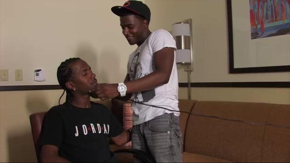 Intimate Black Haircuts, starring Manny Baby and Romeo Storm, produced by Raw Rods Productions. Video Categories: Thug, Anal, Blowjob, Amateur and Black.