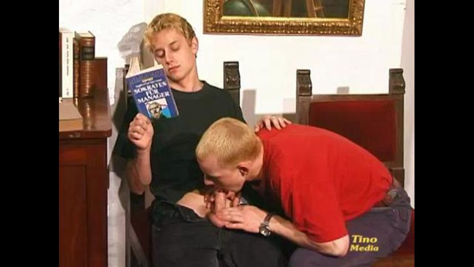Put Down the Book Young Man, produced by Tino Media. Video Categories: Euro, Uncut, College Guys and Blowjob.