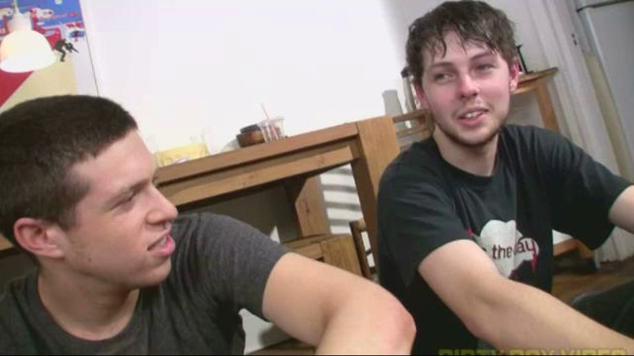 Remembering Their First Time, starring Dustin and Christian (m), produced by Dirty Boy Video. Video Categories: Blowjob, Amateur and College Guys.